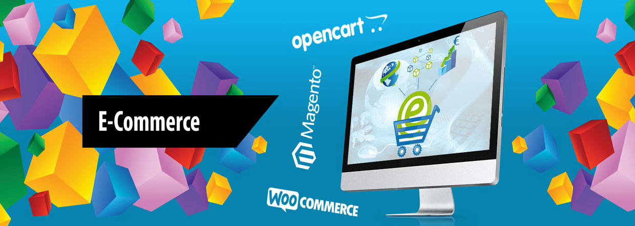 Online Store in Magento and WooCommerce